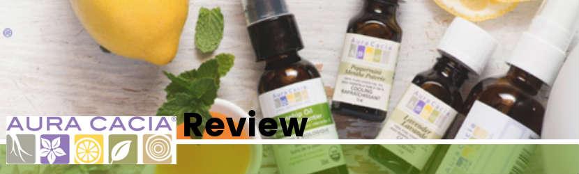 Aura Cacia Essential Oils Reviews