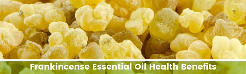 frankincense essential oil health benefits