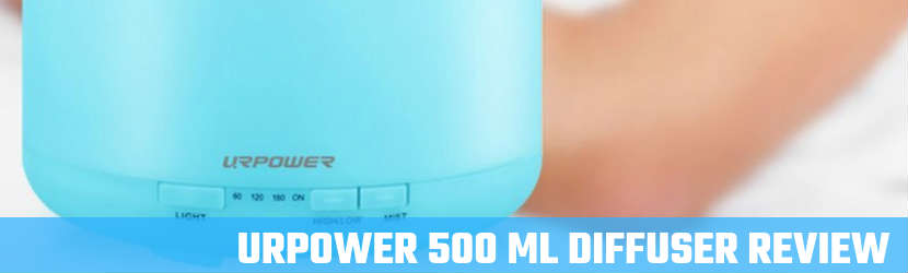 URPOWER Diffuser 500 ml Review