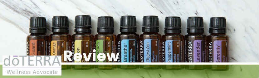 doTERRA Essential Oils reviews
