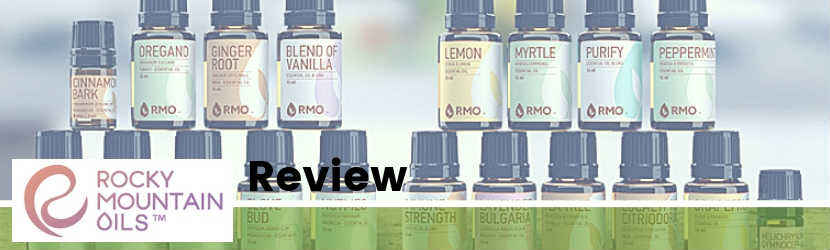 Rocky Mountain Essential Oils Reviews