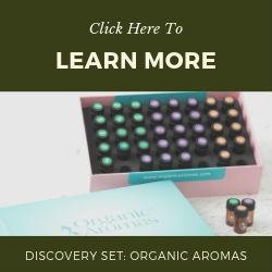 Discovery Set: Organic Aromas