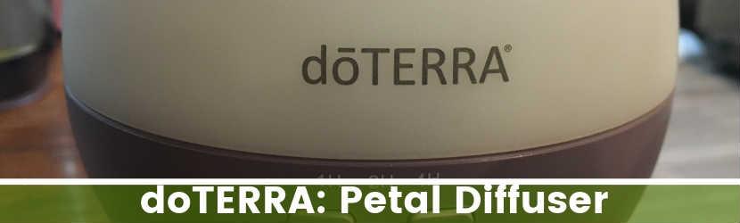 doTERRA Petal Diffuser Review