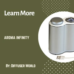 Aroma Infinity by Diffuser World