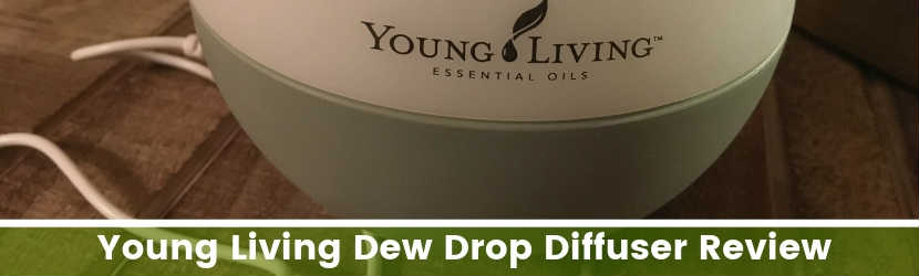 Young Living Dew Drop Diffuser Review